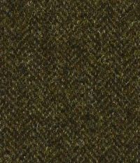 Harris Tweed Melange Green Herringbone Suit