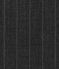 Chalkstripe Wool Charcoal Suit