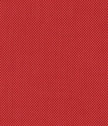 Birdseye Tango Red Cotton Shirt