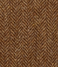 Harris Tweed Rust Herringbone Suit