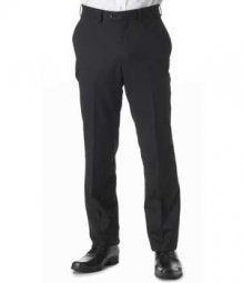 Essential Black Wool Pants