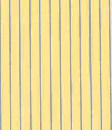 Giza Yellow Stripes Cotton Shirt