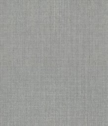 Zegna Worsted Light Gray Pure Wool Suit