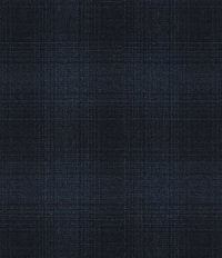 Stretch Scot Blue Wool Suit