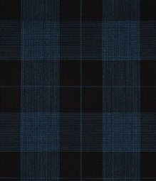 Napoli Oldo Blue Wool Suit