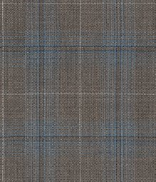 Napoli Imunda Gray Wool Suit