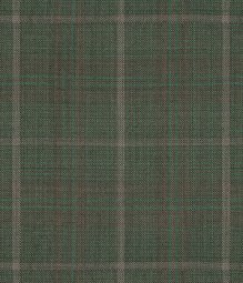 Napoli Nalda Green Wool Suit